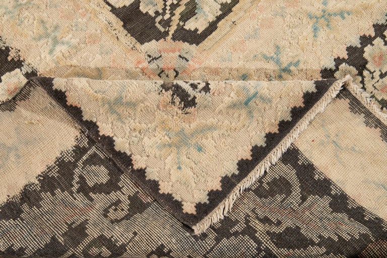21st Century Modern Bessarabian Oversize Wool Rug For Sale 9