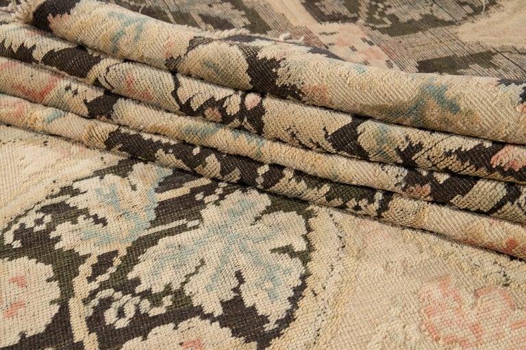 21st Century Modern Bessarabian Oversize Wool Rug For Sale 10