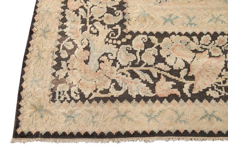 21st Century Modern Bessarabian Oversize Wool Rug For Sale 3