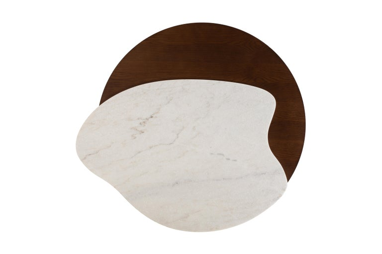 21st Century Modern Bordeira Coffee Table Handcrafted Portugal by Greenapple In New Condition For Sale In Cartaxo, PT