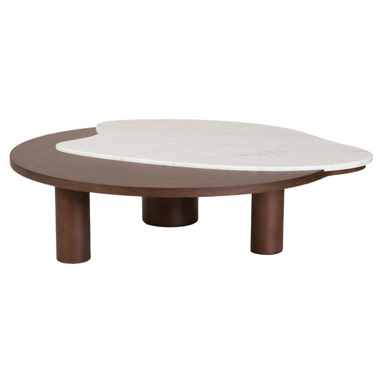 21st Century Modern Bordeira Coffee Table Handcrafted Portugal by Greenapple For Sale
