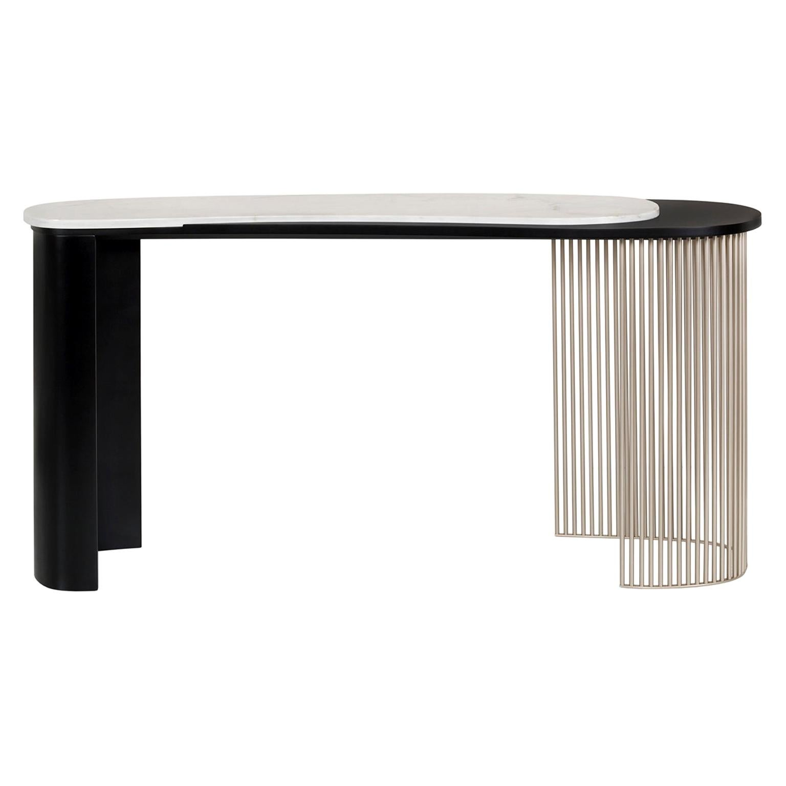 21st Century Modern Castelo Console Handcrafted Portugal by Greenapple