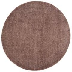 21st Century Modern Circle Wool  Rug