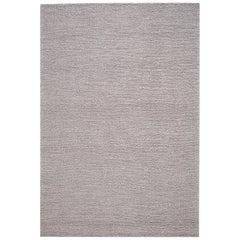 21st Century Modern Felted Texture Wool Rug