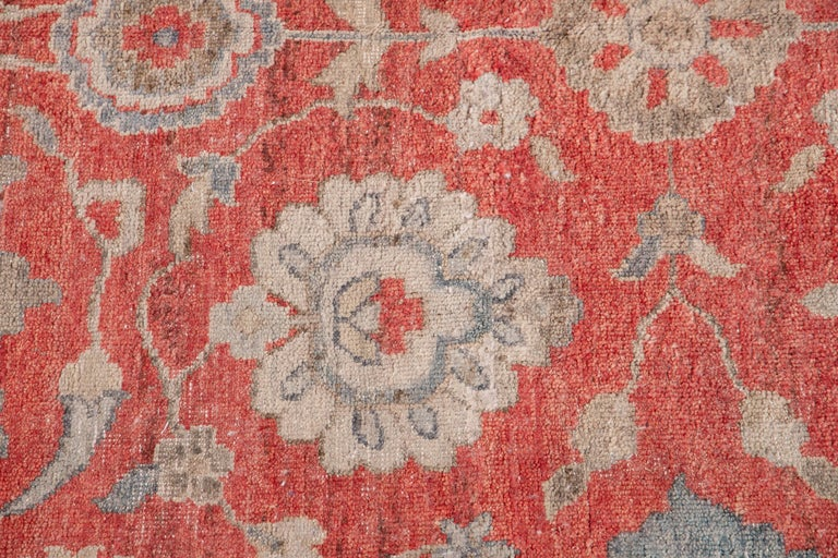 21st Century Modern Indian Wool Rug For Sale 1
