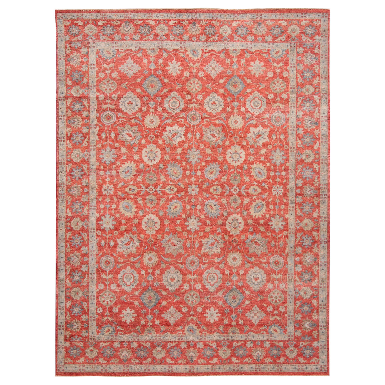 21st Century Modern Indian Wool Rug