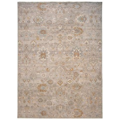 21st Century Modern Indian Wool Rug