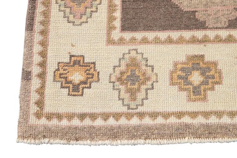 21st Century Modern Kars Wool Rug For Sale 6