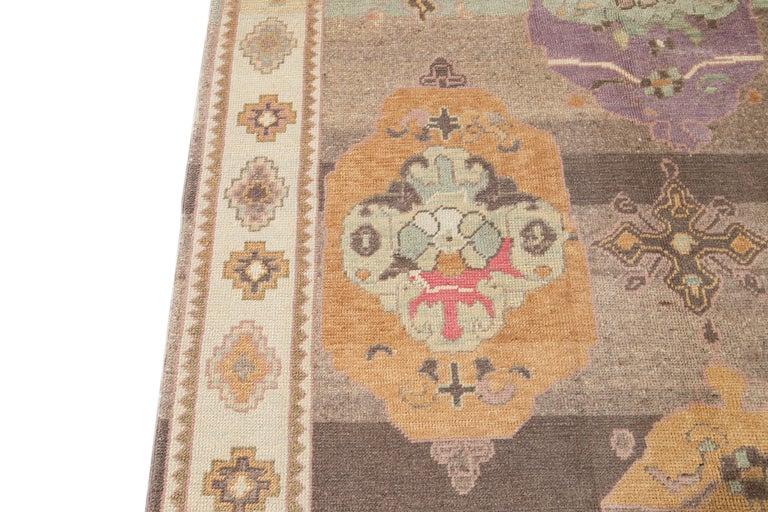 21st Century Modern Kars Wool Rug For Sale 7