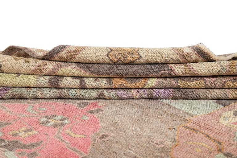 21st Century Modern Kars Wool Rug For Sale 2