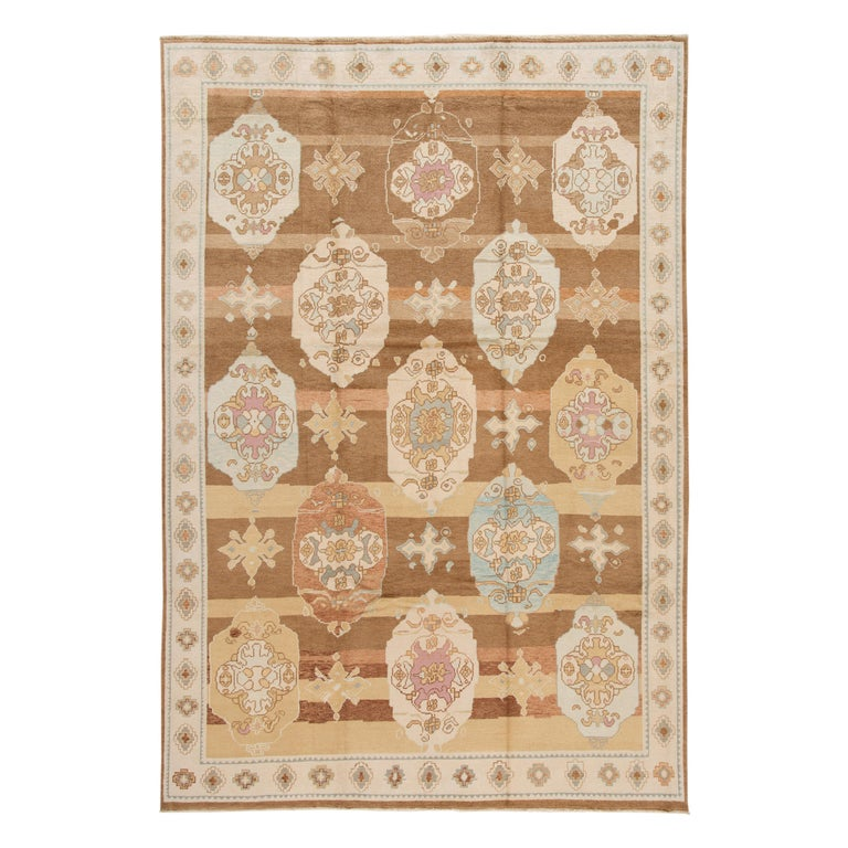 21st Century Modern Kars Wool Rug For Sale