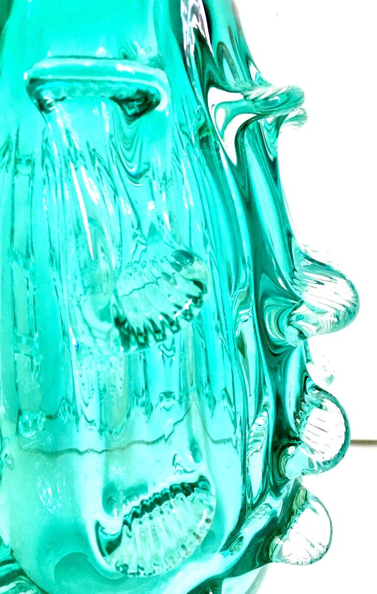 Contemporary 21st Century Modern Murano Style Art Glass