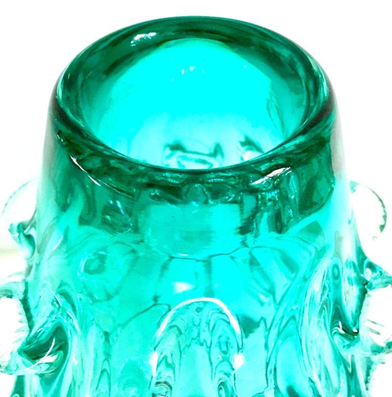 21st Century Modern Murano Style Art Glass