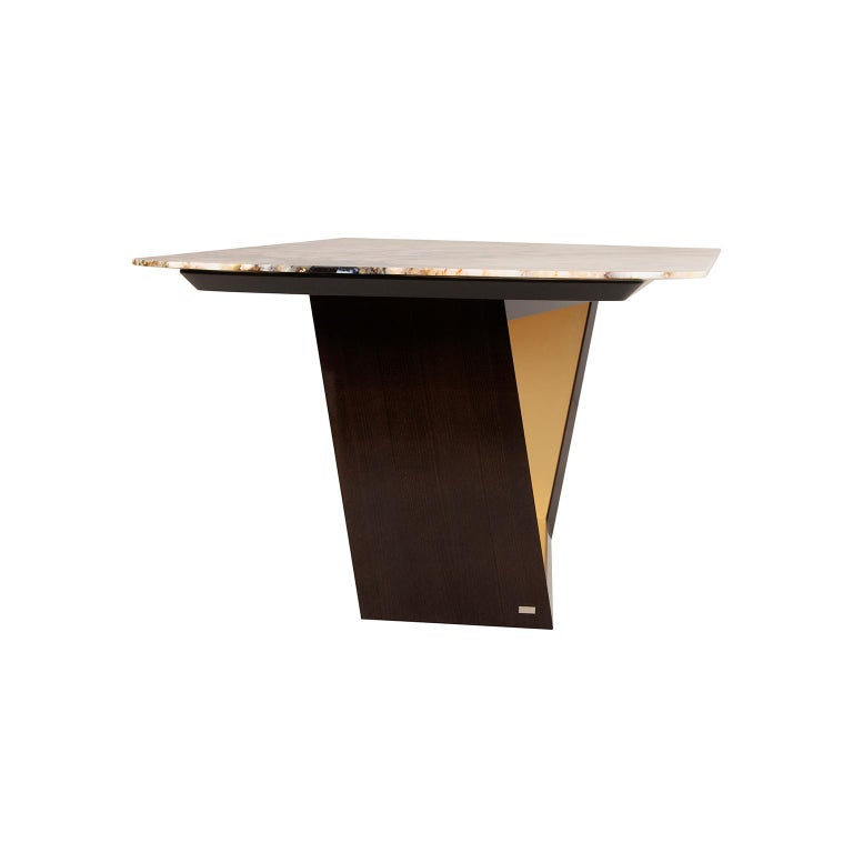 Contemporary 21st Century Modern Olisippo 6-Seat Table Handcrafted in Portugal by Greenapple For Sale
