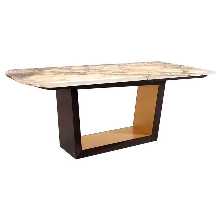 21st Century Modern Olisippo 6-Seat Table Handcrafted in Portugal by Greenapple For Sale