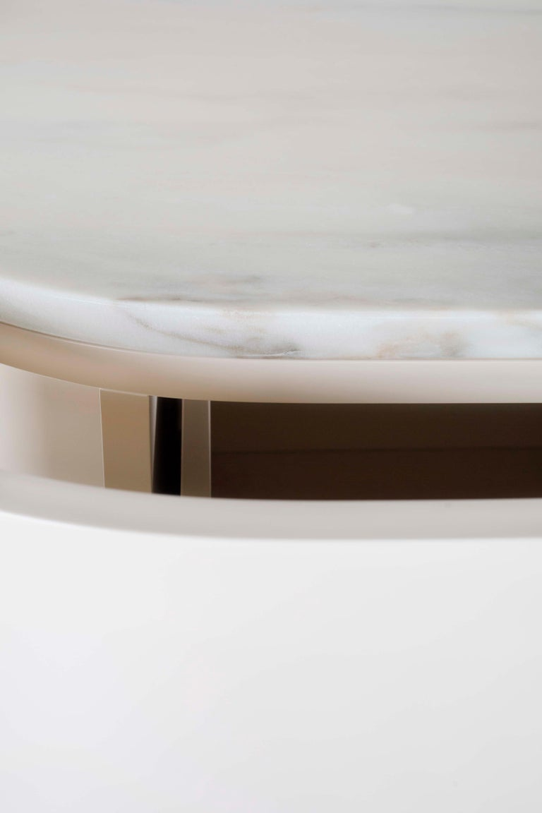 Onyx 21st Century Modern Olival Sideboard Handcrafted in Portugal by Greenapple For Sale
