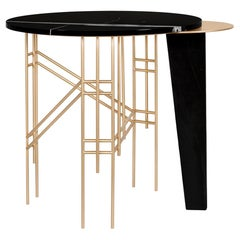 21st Century Palafita Side Table Handcrafted Portugal by Greenapple