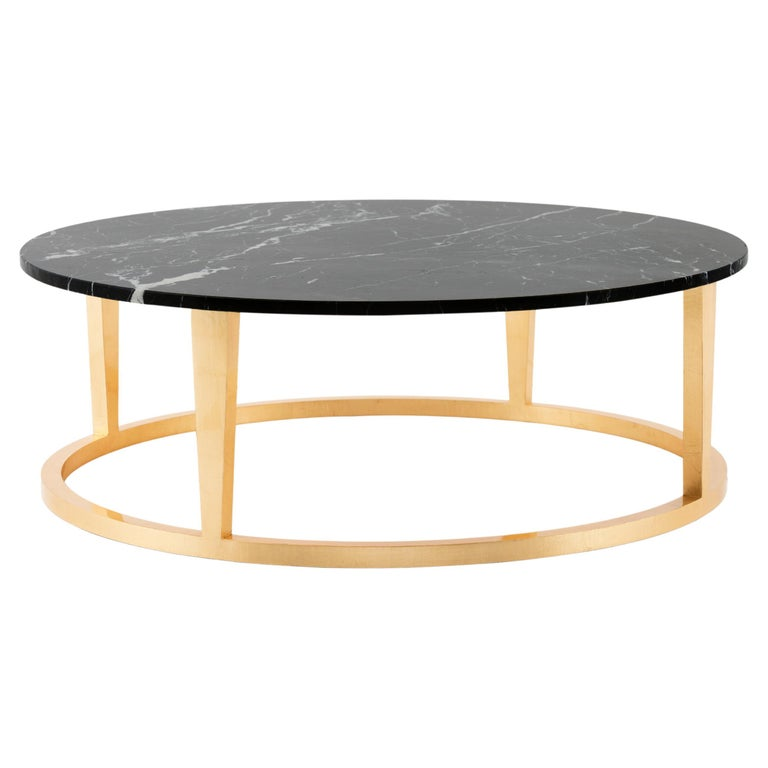 21st Century Art Deco Rubi Coffee Table Handcrafted in Portugal by Greenapple For Sale