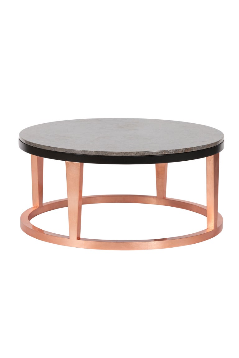 21st Century Art Deco Rubi Side Table Handcrafted in Portugal by Greenapple For Sale 1