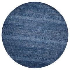21st Century Modern Savannah Wool Round Rug