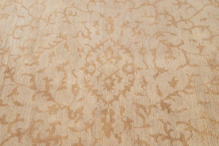 21st Century Modern Spanish Sino Oversize Wool Rug For Sale 2