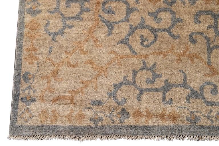21st Century Modern Spanish Sino Oversize Wool Rug For Sale 4