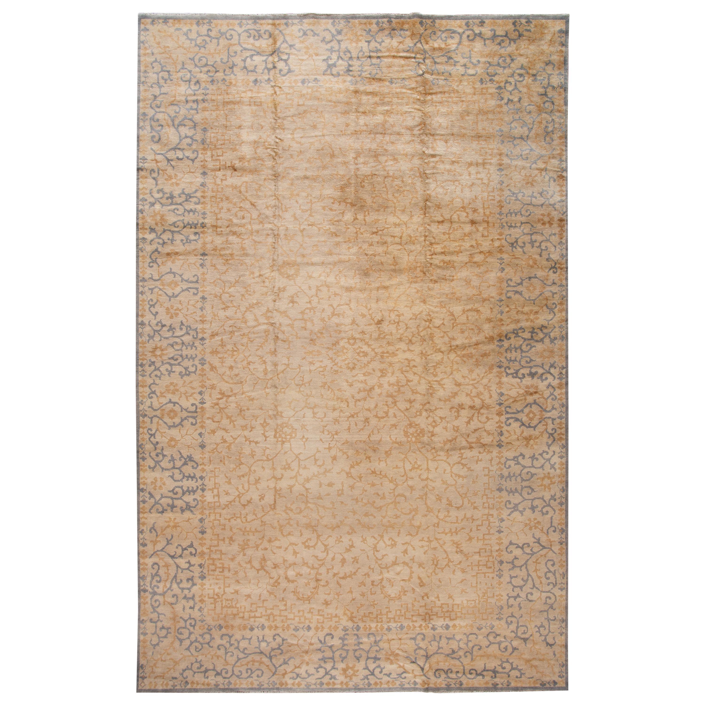 21st Century Modern Spanish Sino Oversize Wool Rug