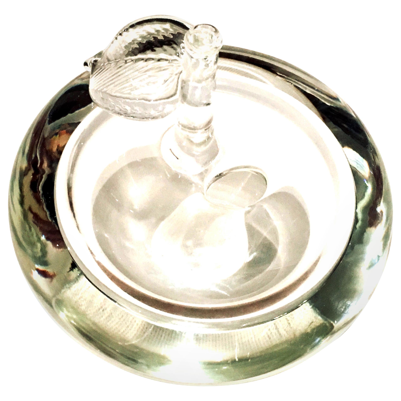 "21st Century Murano Style Blown Art Glass Organic Sculptural ""Apple"" Vase"