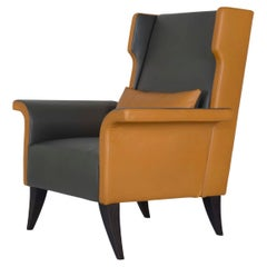21st Century Neoclassical Tile Armchair Handcrafted in Portugal by Greenapple