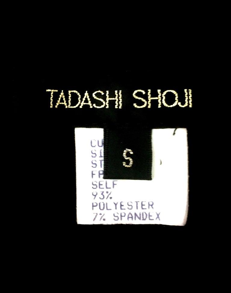 21st Century & New LBD Dress By, Tadashi  For Sale 10