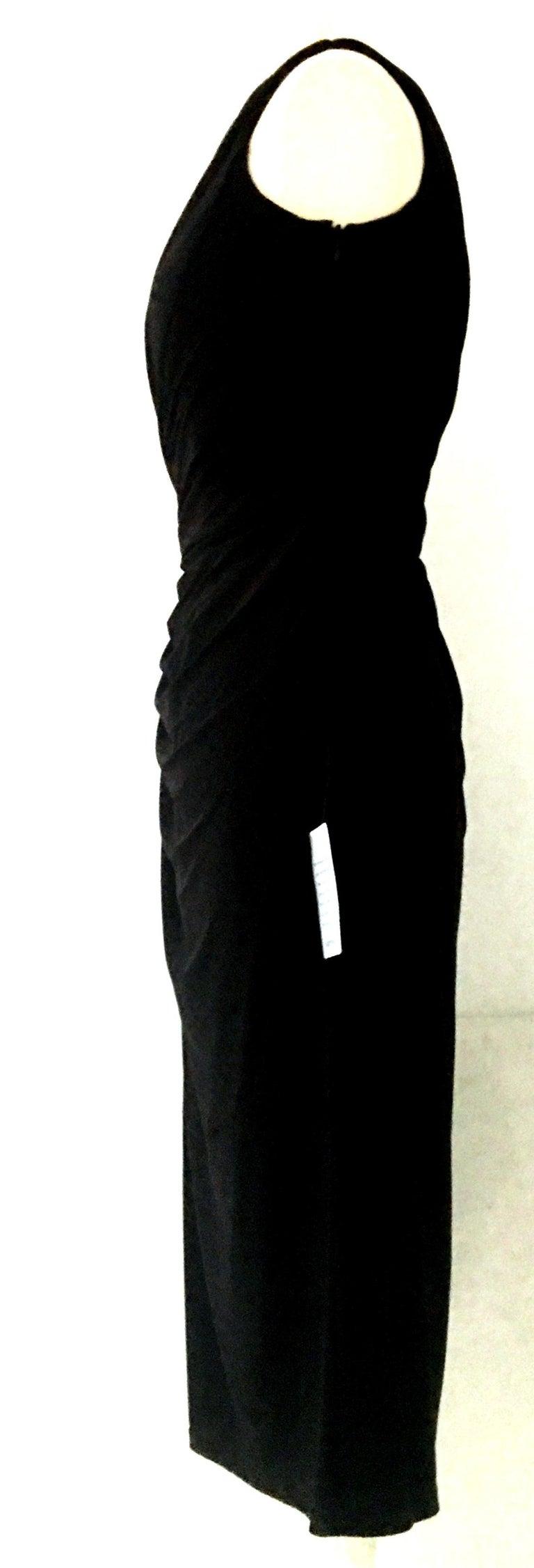 Black 21st Century & New LBD Dress By, Tadashi  For Sale