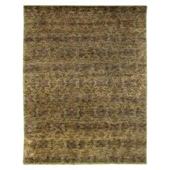 21st Century Paleo Rug II Handmade Wool by Bunny Williams