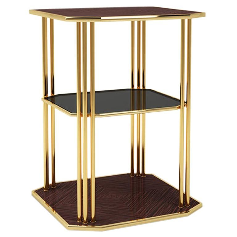 21st Century Paramount Side Table For Sale