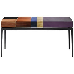 21st Century Proportion II Console Lacquered Wood