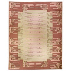 Doris Leslie Blau Collection Scandinavian Style Handmade Rug