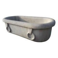 21st Century Scoplito Marble Bath