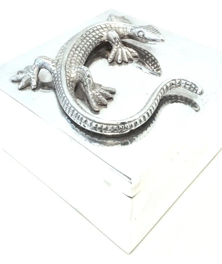 21st Century Silver Plate Sculptural