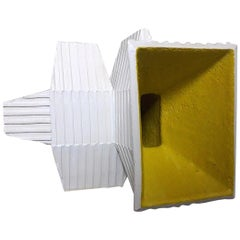 21st Century Uralito White-Yellow by Formabesta Stoneware Glaze White Yellow