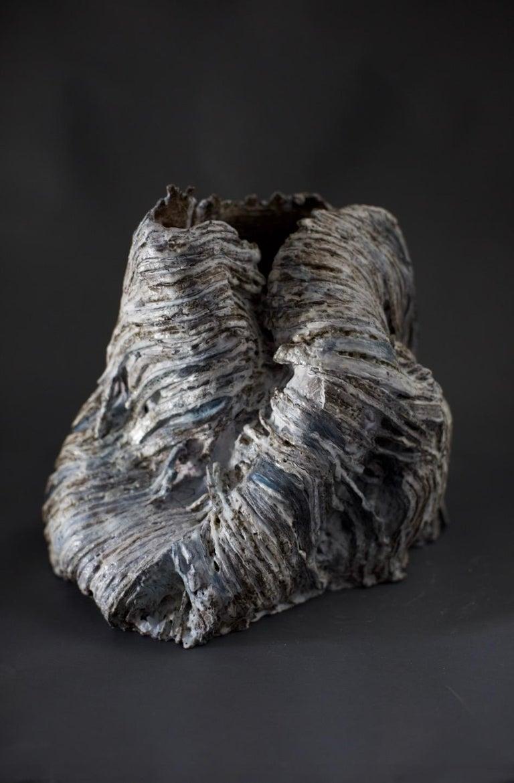 Belgian 21st Century Vase