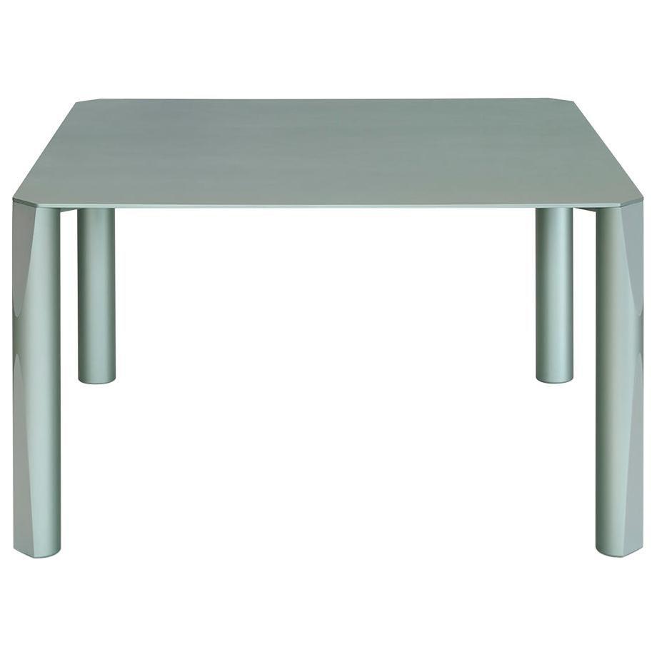 "FUCINA ""VERSO"" by Maddalena Casadei Symposia Collection, Sage Green Table"