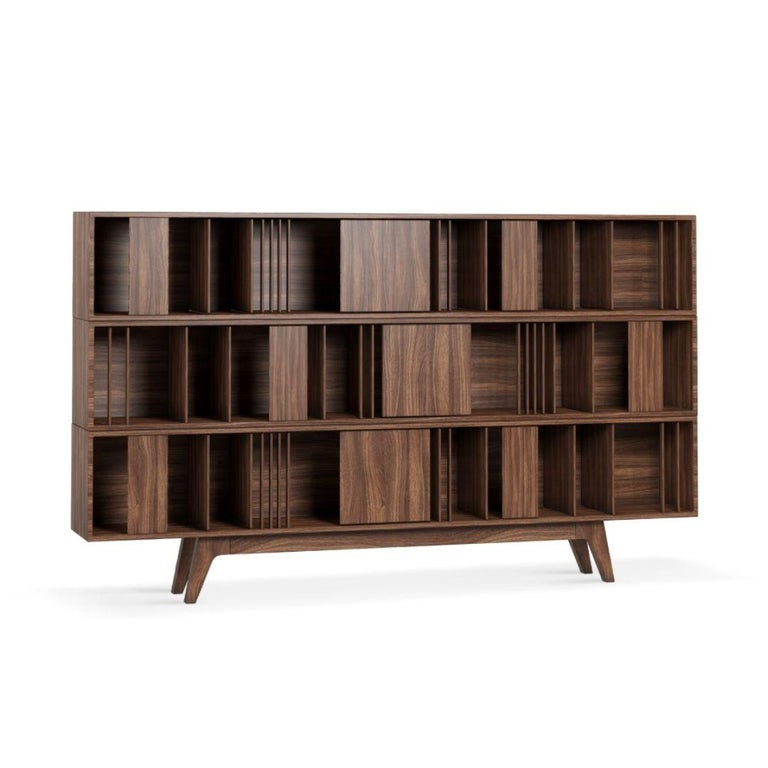 Entering a gentlemen's club leads into world of privilege and status, enriched with pieces like Wordsworth Bookcase. Inspired by William Wordsworth, a poet who helped found the Romantic movement in English Literature, Wordsworth is carefully