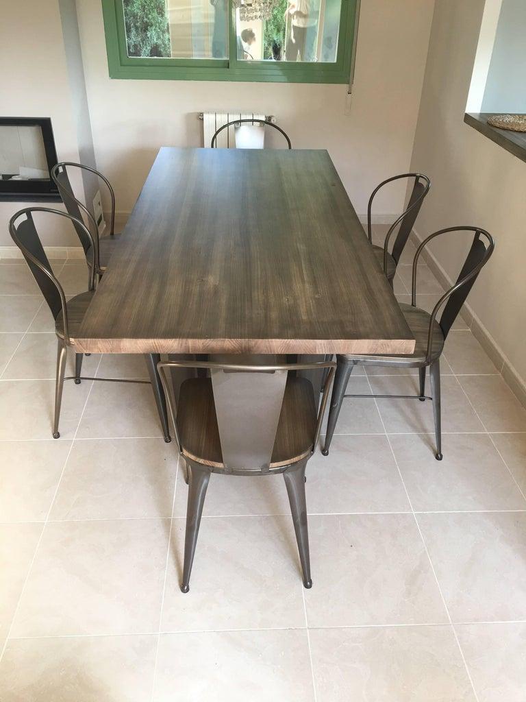 21st Century Wrought Iron Set of Patio or Kitchen Dinning ... on Patio Kitchen Set id=46326