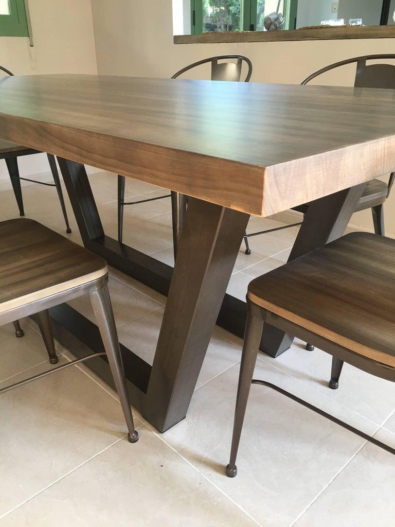 21st Century Wrought Iron Set of Patio or Kitchen Dinning ... on Patio Kitchen Set id=60937