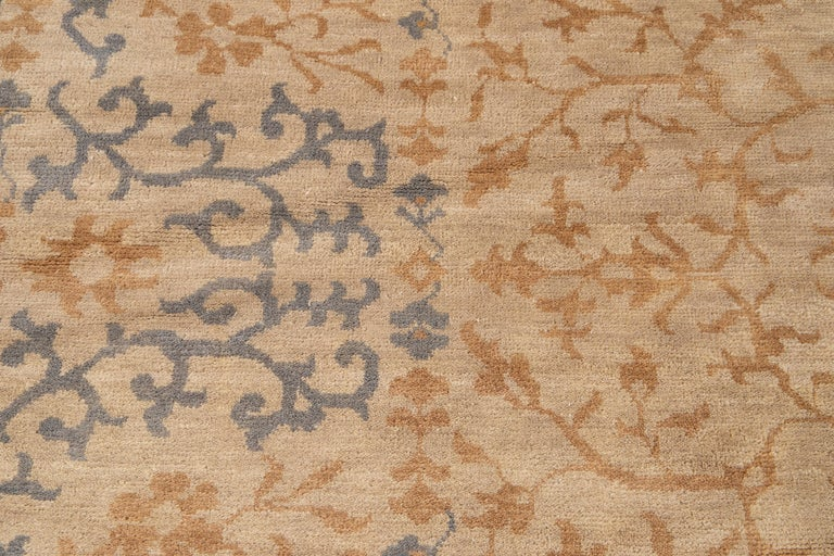 21st Century Contemporary Oversize Wool Rug For Sale 7