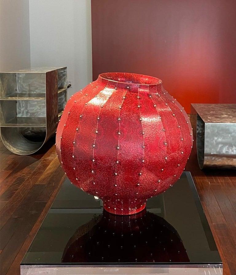 Organic Modern 21th Century Sculptural Vase