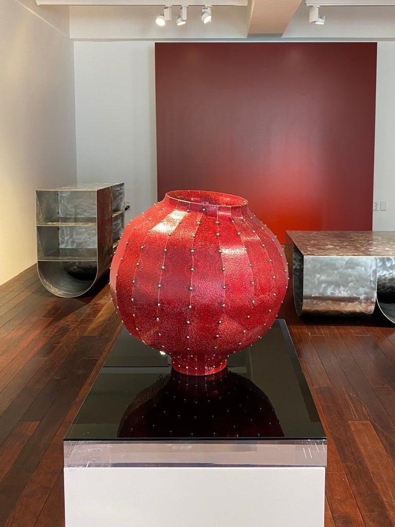 Korean 21th Century Sculptural Vase
