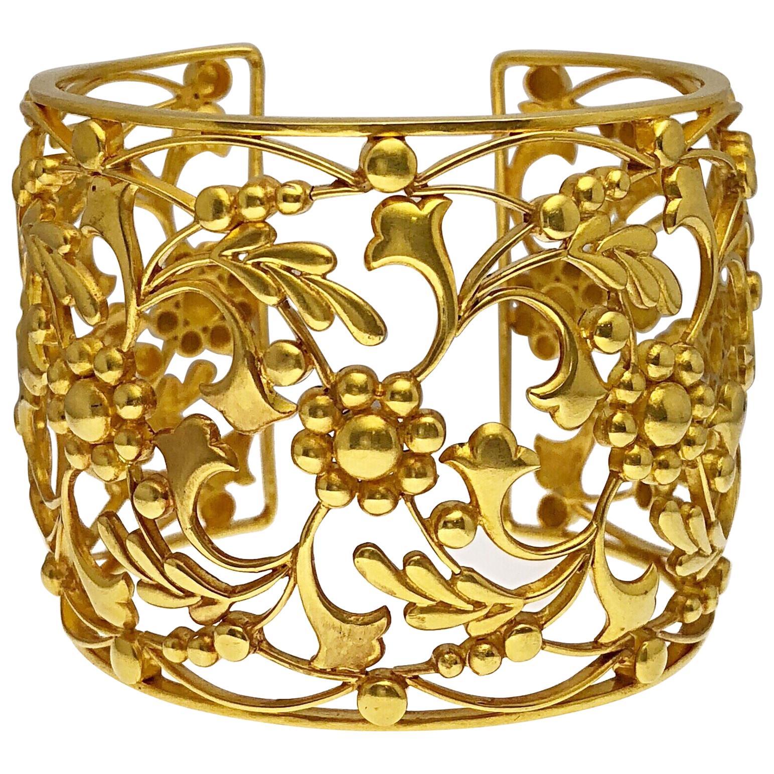 18th Century Cuff Bracelets