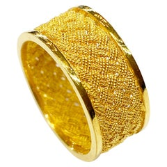 22 Karat Yellow Gold Ring