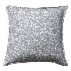 Fog Freckles Cotton Linen Pillow