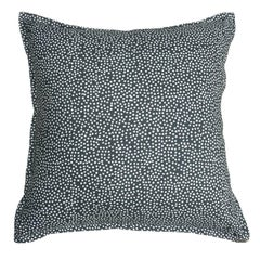 Pond Freckles Cotton Linen Pillow